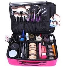 hair and make up artist on love lust or run zipper man women waterproof makeup bag cosmetic bags beauty case