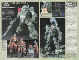 armored trooper votoms votoms page 30 anime or science fiction macross world forums