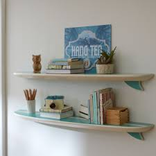 surf board shelves for a themed nursery maybe baby