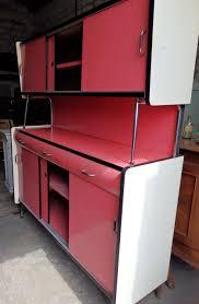meubles design vintage meuble de cuisine rose vintage en formica 1960 design market