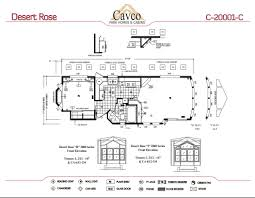 Cavco Homes Floor Plans by Cavco Desert Rose Park Model Homes From 21 000 The Finest
