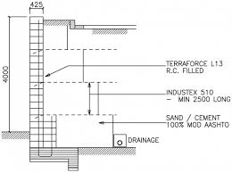 Design Of Retaining Walls Examples Design Of Reinforced Concrete - Concrete wall design example
