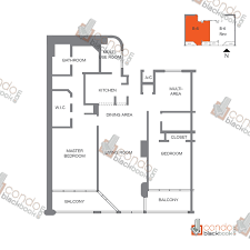 American Airlines Arena Floor Plan by The Grand Unit A 1254 Condo For Rent In Arts U0026 Entertainment