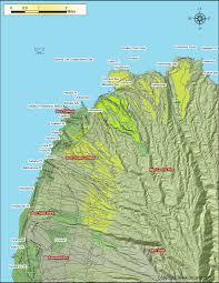 Hawaii State Map by Hawaii Pineapple Map Hawaii Pineapple Plantations