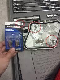 audi a6 fog light bulb a3 2006 diy replacing brake light and fog light bulbs audi