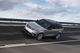 range rover velar launched at the design museum jaguar land rover