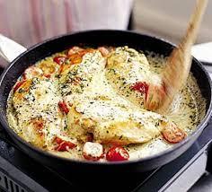 Best Winter Recipes   summer in winter chicken recipe bbc good food