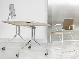Kleiner Schreibtisch Auf Rollen Schreibtisch Mit Rollen Kartell Max Schreibtisch Mit Rollen