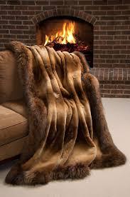 Fox Fur Blanket 206 Best Fur Throws Images On Pinterest Fur Blanket Fur Throw