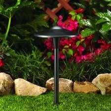 Vista Landscape Lighting by Vista Pr 4708 2 5 Watt Led Dark Bronze Path Light