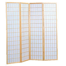 Panel Shoji Screen Room Divider - 4 panel shoji screen natural home source industries target