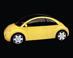 volkswagen yellow car vehicle retro concept car of the week volkswagen concept 1 1994 car design news