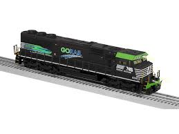 lionel trains lionel 6 83421 norfolk southern sd60e 6963 go