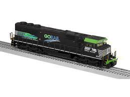 lionel trains lionel 6 83421 norfolk southern sd60e 6963 go