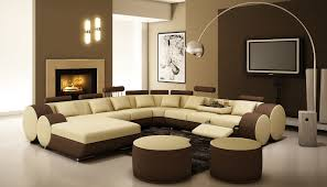 beautiful living room ideas in brown and cream 70 for living room