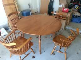 ebay ethan allen dining table by table and chairs my antique furniture ethan allen dining room