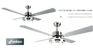Modern Ceiling Fan With Light And Remote Modern Ceiling Fans Lights Getanyjob Co