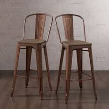 Saddle Seat Bar Stool Home Decorators Saddle Seat Bar Stool In Walnut 49 Also