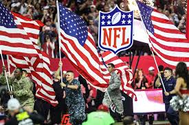 Us Military Flags Bathroom Bill Could Keep Future Super Bowls From Texas Houston