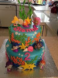 birthday cakes fresh bubble guppie birthday cake bubble guppie