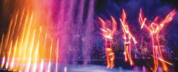 Light Show Pioneer Settlement Heartbeat Of The Murray Laser Light Show