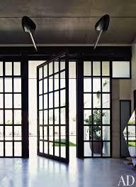 Contemporary Livingroom 5 Types Of Interior Doors That Aren U0027t The Boring Standard One