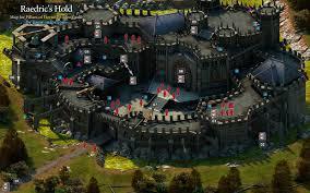 Poe Maps Raedrics Hold Pillars Of Eternity Walkthrough With Maps U0026 Game