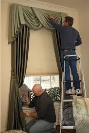 custom drapery designs llc installations installations