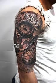 resultado de imagem para sleeve tattoos tatuagem leandro
