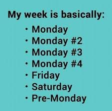 Funny Monday Meme - monday memes my week funny memes