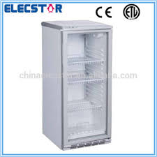 Small Commercial Refrigerator Glass Door by 118l Small Single Glass Door Display Cooler Commercial Beverage