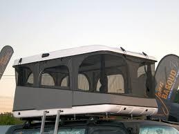tenda tetto auto baroud tenda per tetto auto evasion evolution con guscio vetroresina