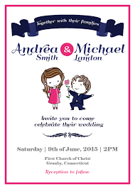 Wedding Invitation Sample Free Pdf Download Wedding Invitation Template Easy To Edit And