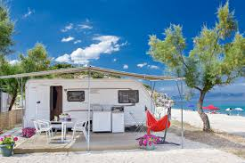 armenistis camping and bungalows visit sithonia