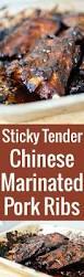 chinese marinated pork ribs recipe pork ribs pai and pork