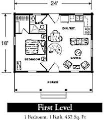 small floor plans cottages more small log cabin floor plans country living