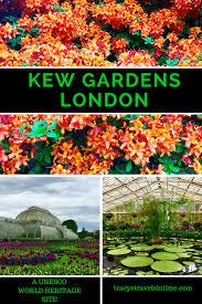 visiting the royal botanic gardens kew london