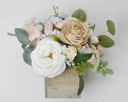 floral arrangement floral arrangement etsy