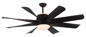 Monte Carlo Ceiling Fan Light Monte Carlo Turbine Ceiling Fan Model Mc 8tnr56bkd In Rubberized Black