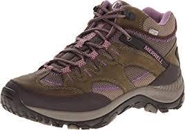 merrell womens hiking boots sale amazon com merrell s salida mid waterproof hiking boot