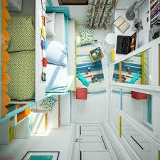 super colorful impressive super colorful bedroom ideas for kids and teens image