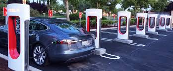 Tesla Supercharger Map Tesla To Roll Out Mini Superchargers For Network Expansion