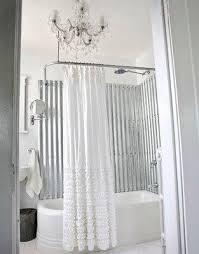 White Shower Curtain Shower Curtain White