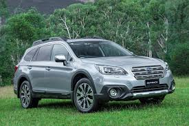 first gen subaru outback 2018 subaru outback facelift revealed in the us