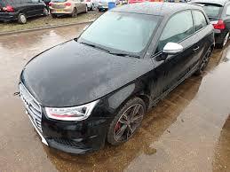 damaged audi for sale 2015 audi s1 quattro for sale at copart uk salvage car auctions
