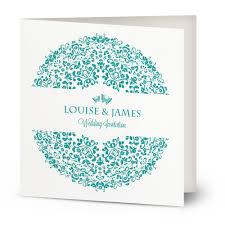circle of love wedding invitation u2013 beautiful wishes