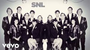 Snl Do It In My Twin Bed Arcade Fire Reflektor Live On Snl Music Videos Pinterest