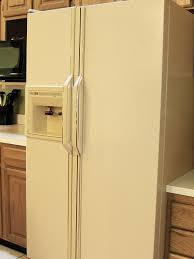 Can You Spray Paint Kitchen Cabinets by Can You Spray Paint Appliances Home Decorating Interior Design