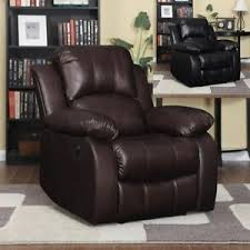 Armchairs Recliners Large Leather Electric Power Recliner Arm Chairs Recliners Lazy