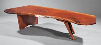 George Nakashima Desk George Nakashima Cherrywood Coffee Table By George Nakashima On Artnet